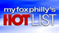 My Fox Philly HOT LIST reviewed Wedding Photographer in Philadelphia