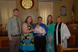 dsc 0045 300x200 Leah's Christening at Wesley United Methodist Church