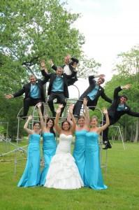 Wedding At The Emerald Room Ii And Wedding At Calvary